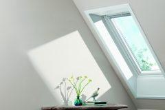 fenêtre à rotation finition blanche ref ggu