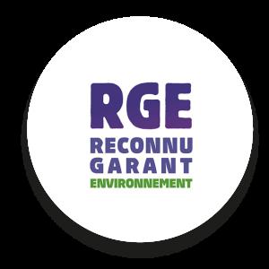 RGE - Reconnu Garant Environnement