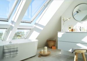 velux installation fenêtre de toit verrière velux