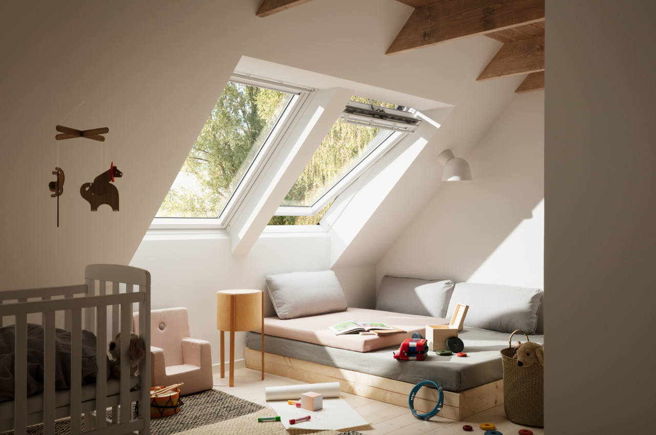 double fenetre velux paris
