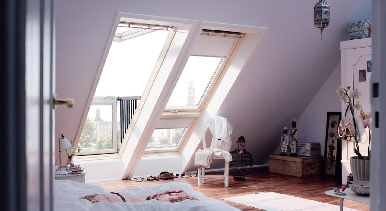 velux balcon a ciel ouvert