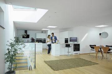 installer fenetre plane velux toit plat