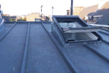 installation solution toit plat velux saint brieuc