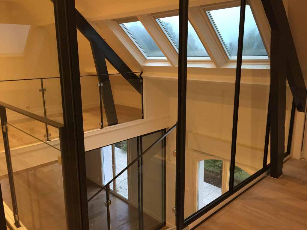 Trio fenêtres de toit