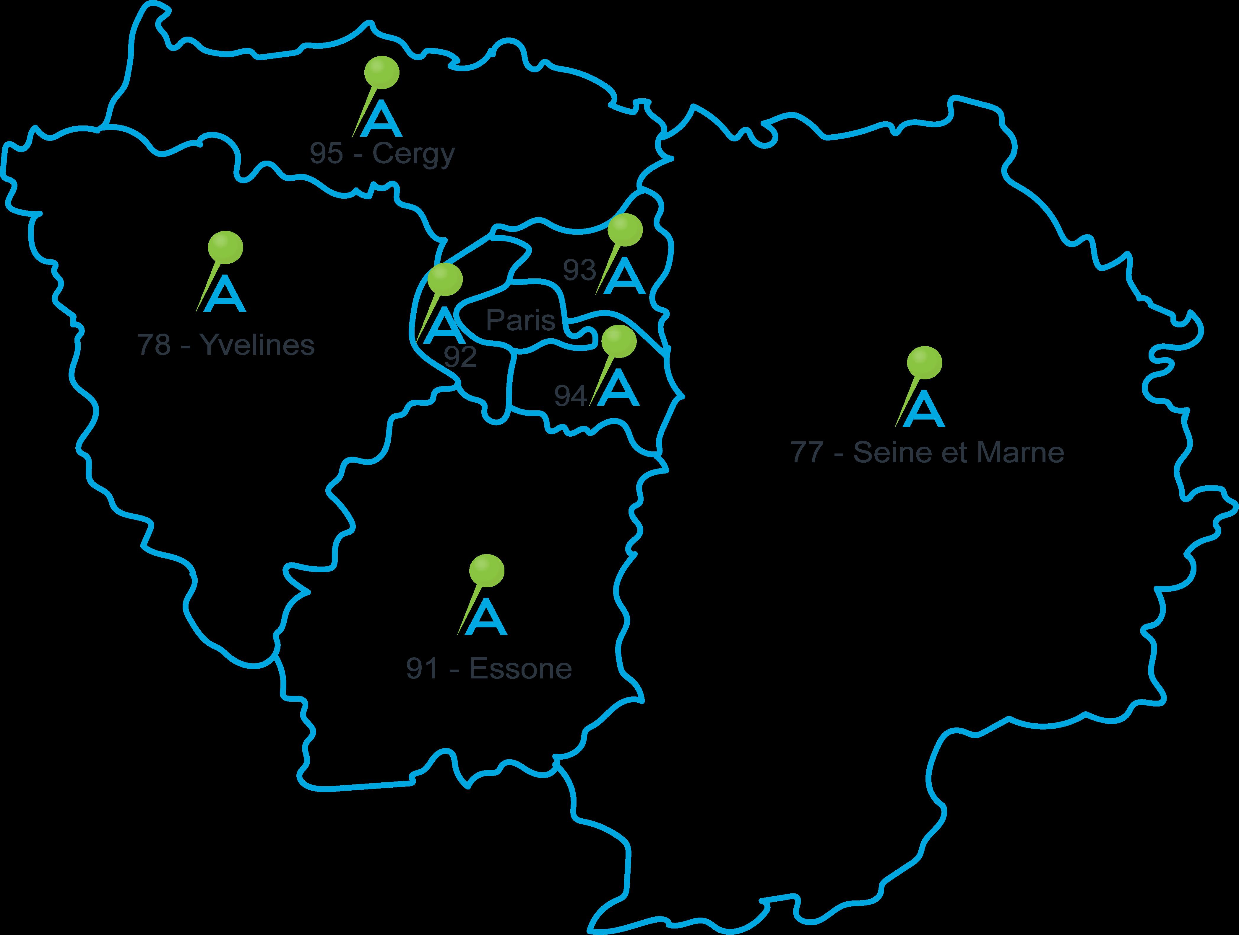 Ile de France - Pose VELUX