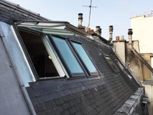 creation fenetre de toit velux paris 8