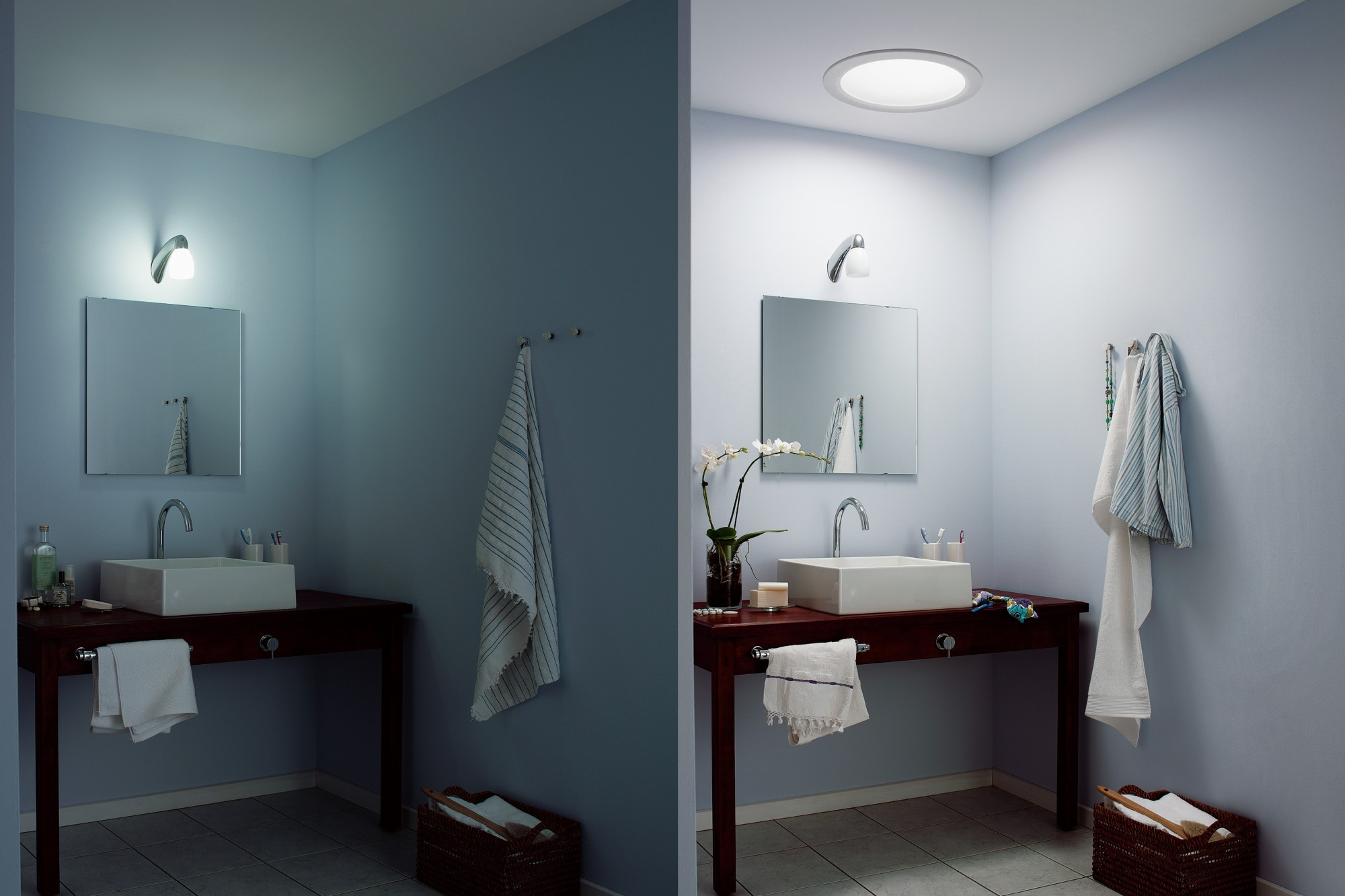 installer conduit lumiere velux salle de bain