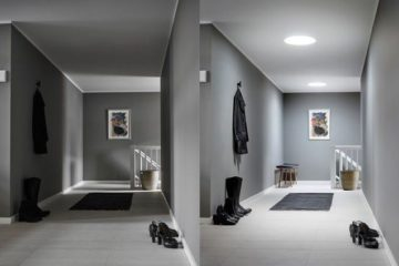 pose sun tunnel velux couloir