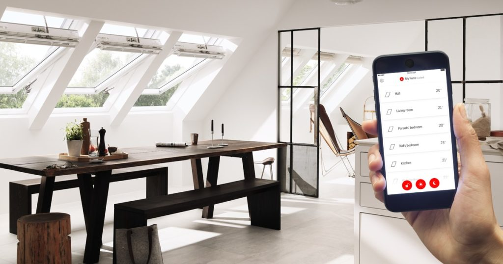 VELUX Cassis-VELUX ACTIVE