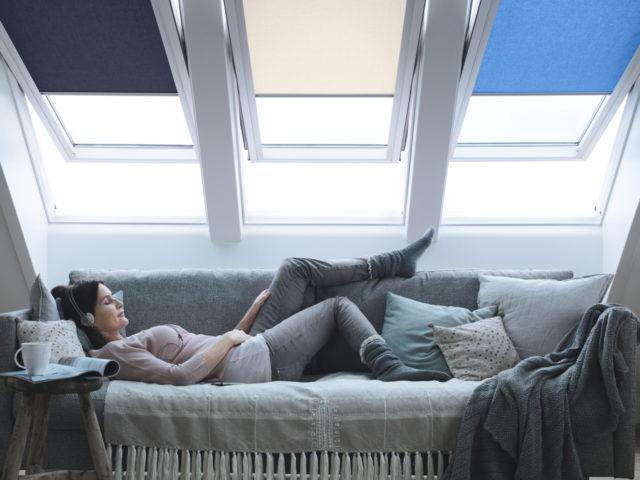 Verrière de toit-Combinaison de fenêtres de toit-A CIEL OUVERT