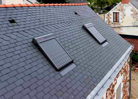 Quiper votre fen tre de toit velux a ciel ouvert for Fenetre toit ciel