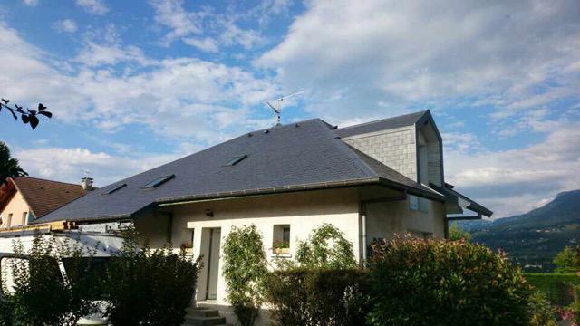Traitement de toiture Rhône-Alpes