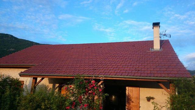 Traitement de toiture Grenoble