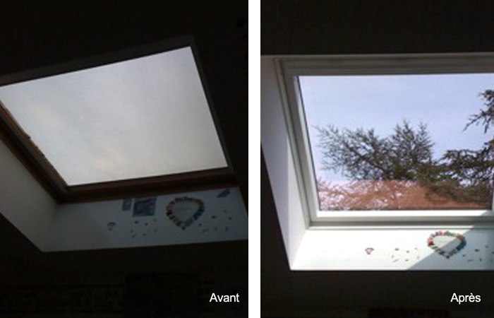 Remplacement VELUX