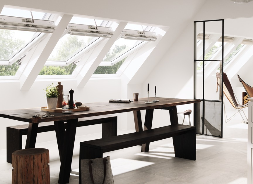 creer verriere d'angle velux